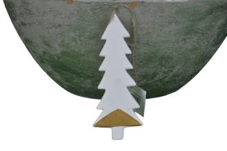 Ceramic Ornament - Tree