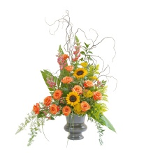 Heaven\'s Sunset Urn